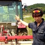 中津隈 一樹('90年生まれ、神奈川県横浜市出身)農樹二代目・株式会社 農樹 代表取締役